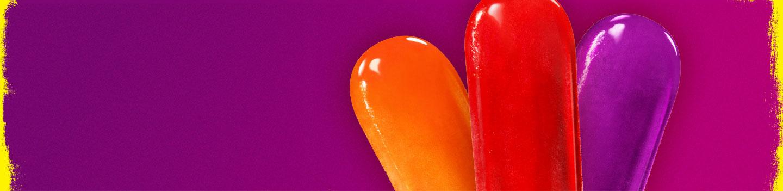 Popsicle® Orange, Cerise & Raisin